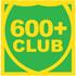 600+ Club