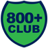 800+ Club